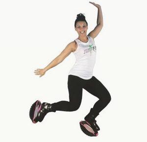 Jumpfit instructor